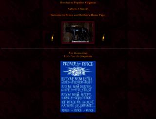 hoocher.com screenshot