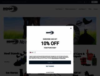 hoof-it.com screenshot