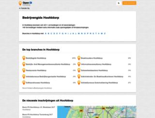 hoofddorp.opendi.nl screenshot