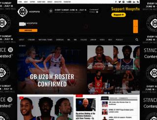 hoopsfix.com screenshot