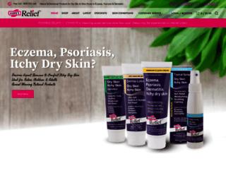 hopesrelief.com.au screenshot