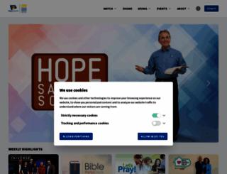 hopetv.org screenshot