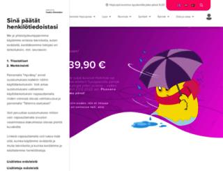 hoplop.fi screenshot