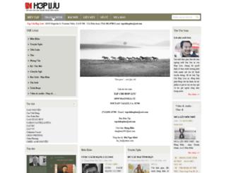 hopluu.net screenshot