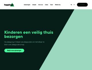 hoppinger.com screenshot