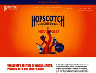 hopscotchfestival.com screenshot