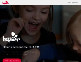 hopster.tv screenshot
