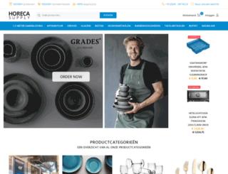 horecasupply.nl screenshot