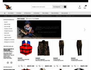 horizonav.com.tr screenshot