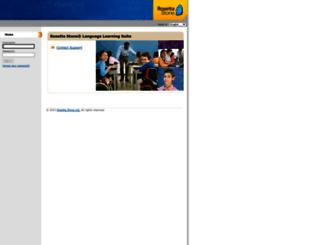 horizonte.rosettastoneclassroom.com screenshot