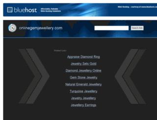 horoscope.onlinegemjewellery.com screenshot