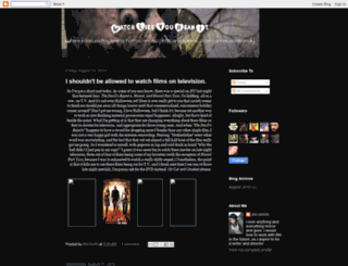 horrorandgore.blogspot.com screenshot