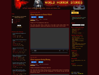 horrorstories.anthonet.com screenshot