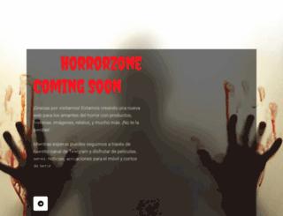 horrorzone.net screenshot