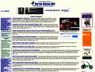 horse-races.net screenshot