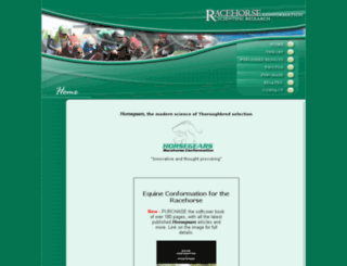 horsegears.com screenshot