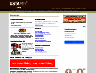 horsemen.ustrotting.com screenshot
