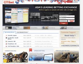 horseracing.lk988.net screenshot