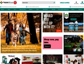 horsewormers.com screenshot