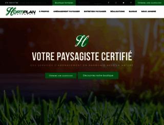 hortiplanoutaouais.ca screenshot