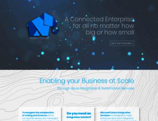 hortoncloud.com screenshot