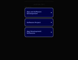 horyaal.net screenshot