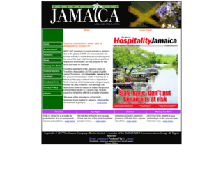 hospitalityjamaica.com screenshot