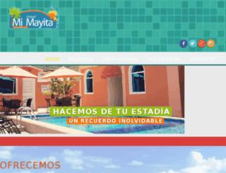 hostalmimayita.net screenshot