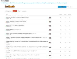 hostcheetah.com screenshot
