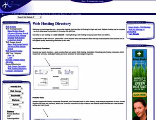 hostcompanies.com screenshot