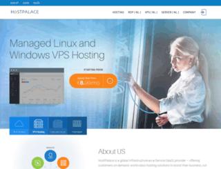 hosted-by.host-palace.com screenshot