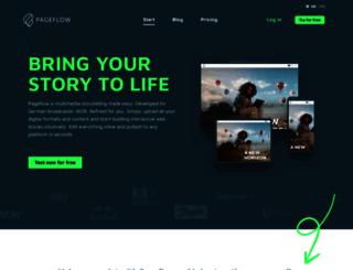 hosted-pageflow.com screenshot
