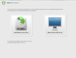 hostedpoc.nutanix.com screenshot
