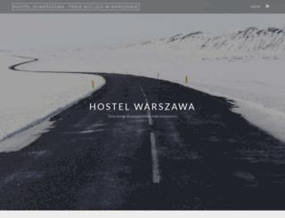 hostel36.pl screenshot