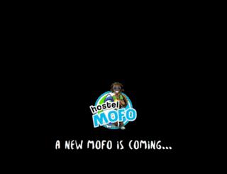hostelmofo.com screenshot