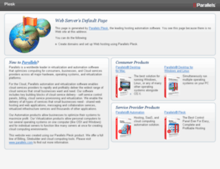 hosting.domovanje.com screenshot