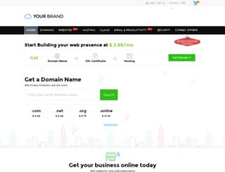 hosting.net.bd screenshot