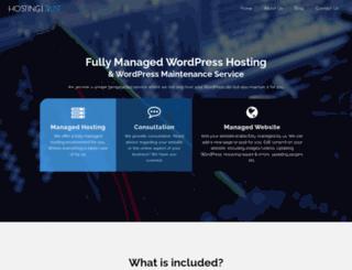 hostingitrust.com screenshot