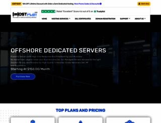 hostplay.com screenshot