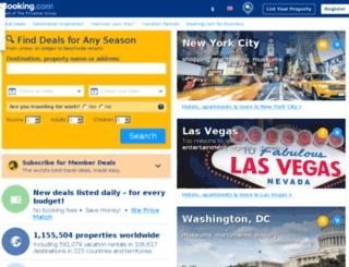 hot-booking.com screenshot