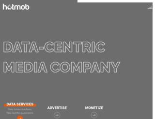 hot-mob.com screenshot