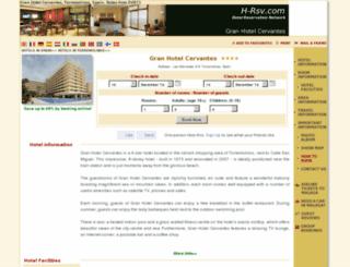 hotasa-granhotelcervantes.h-rsv.com screenshot