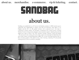 hotchipstore.sandbaghq.com screenshot