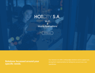 hotcity.lu screenshot