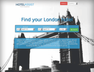 hotel-assist.com screenshot