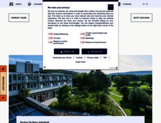 hotel-bad-neuenahr.dorint.com screenshot