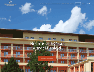 hotel-energetic.cz screenshot