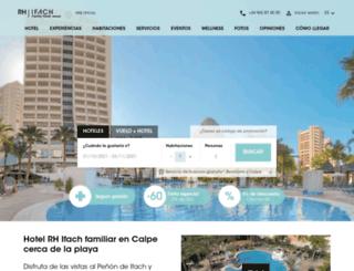 hotel-ifach.com screenshot