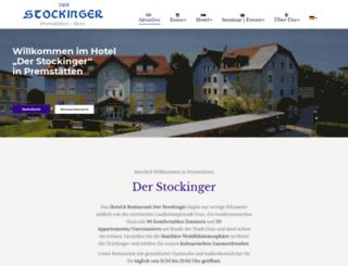 hotel-liebminger.at screenshot
