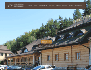 hotel-lipnica.pl screenshot